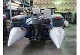 Solar 555 + Yamaha 40 с водометной насадкой