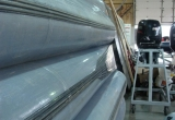 Монтаж тоннелей в НДНД лодках