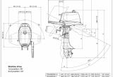 Лодочный мотор Suzuki DF6A